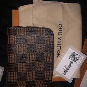 Louis Vuitton small coin purse wallet